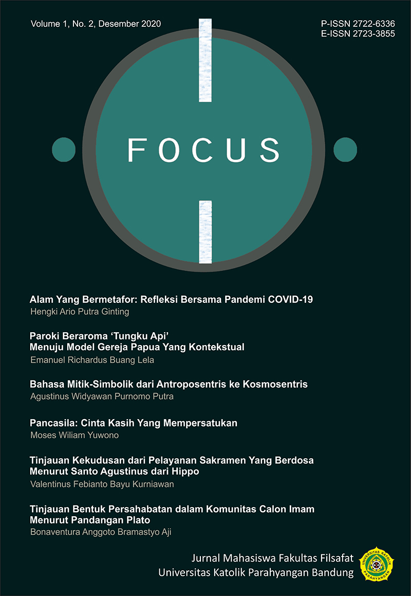 View Vol. 1 No. 2 (2020): FOCUS