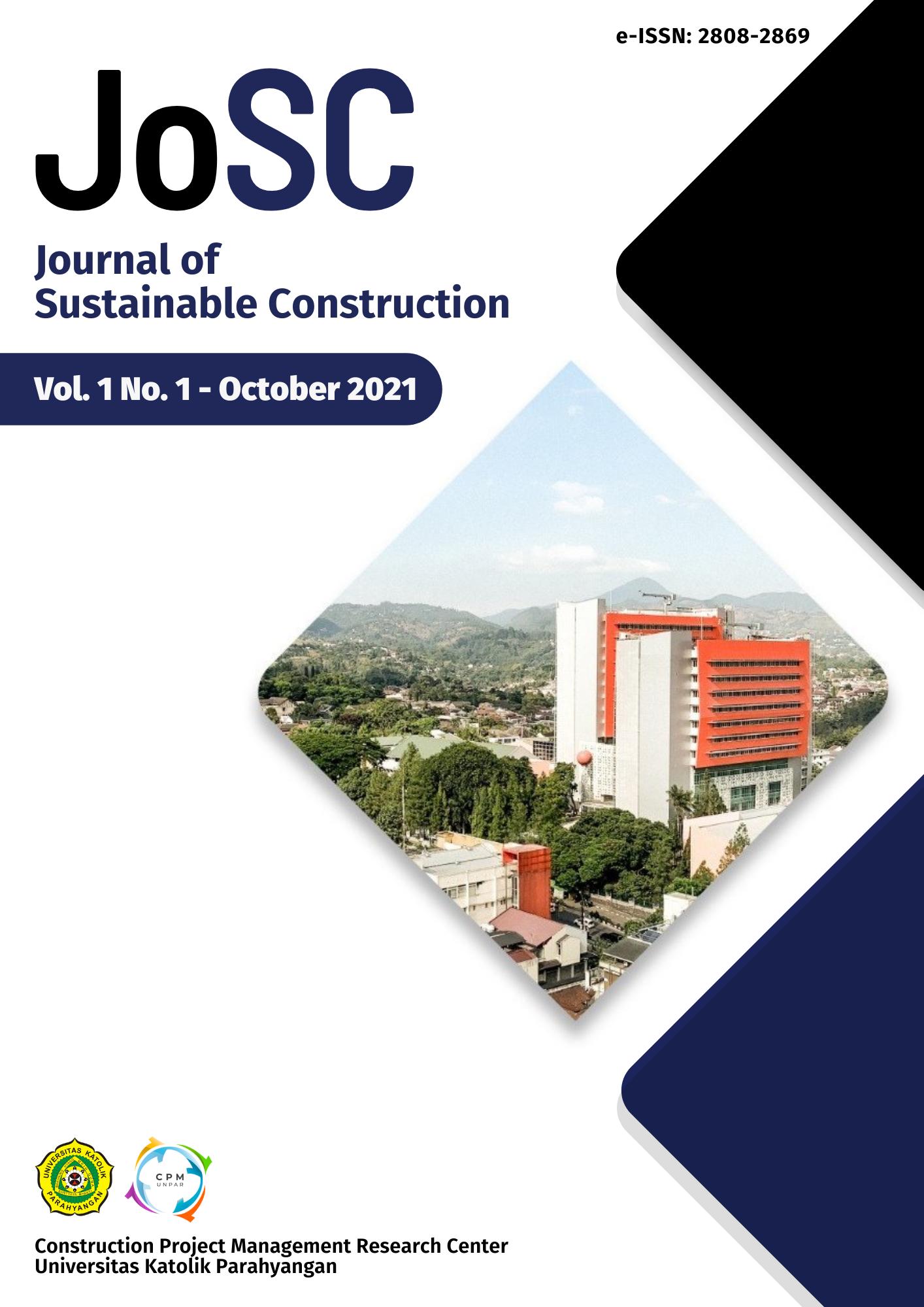JoSC - Vol. 1, No. 1 - Oktober 2021